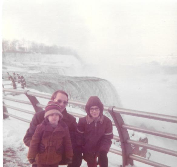 1974 Niagara Falls